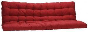 Futon Design - matelas futon 135 x 190 cm - rouge dos enveloppant - Matelas Banquette Bz