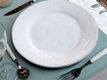 Interior's - vendue par 4 - Assiette Plate