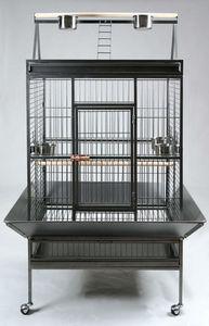 ZOLUX - cage pour perroquet amazone 103x79x172cm - Cage À Oiseaux