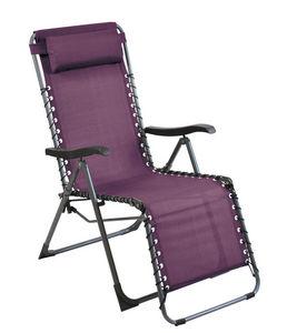 PROLOISIRS - fauteuil de jardin relax néo - Chaise Longue De Jardin