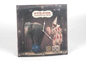 Amadeus - horloge murale cirque - Horloge Murale