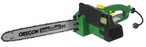 RIBILAND by Ribimex - tronçonneuse électrique 2200w avec guide 450mm - Tronçonneuse