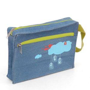 R�VES DE GRENOUILLE - sac nuage - Pochette Enfant