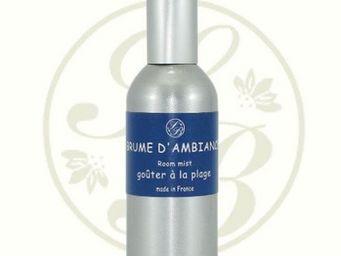Savonnerie De Bormes - brume d'ambiance - goûter à la plage - 100 ml - s - Parfum D'intérieur