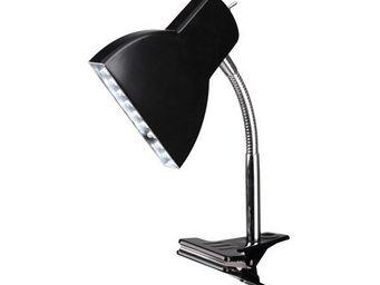 La Chaise Longue - lampe à pince cosylight noir - Lampe À Pince