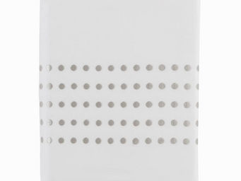 Essix home collection - housse de couette venezia blanc - Housse De Couette