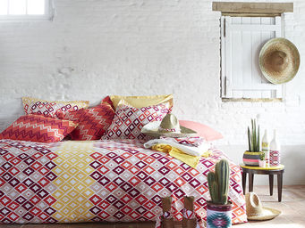 Essix home collection - taie de traversin boukhara - Taie De Traversin