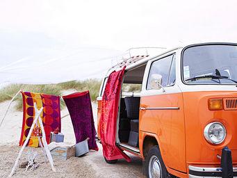 Essix home collection - drap de plage chamade - Serviette De Toilette