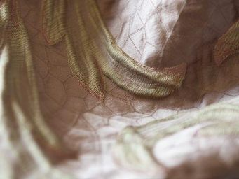 DECOBEL - alcea - Tissu D'ameublement
