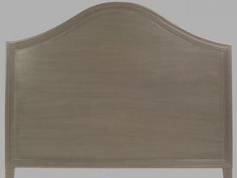 BLANC D'IVOIRE - edith gris foncé - Tête De Lit