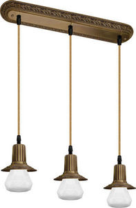 FEDE - milano iii glass collection - Suspension