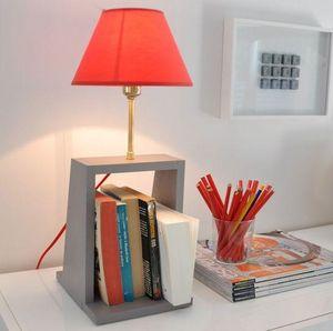 MAXIMILIEN - books - Lampe À Poser