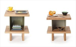 LAURENT BOSQUE MOBILIERS CONCEPT - collection c.30 - Table De Chevet