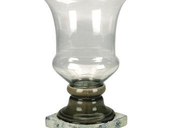 Interior's - vase à pied - Vase À Fleurs