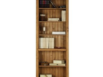 Interior's - bibliothèque ouverte 70 cm - Bibliothèque