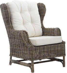 Aubry-Gaspard - fauteuil relax poelet - Fauteuil De Jardin