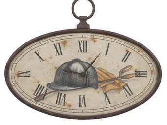 Interior's - horloge cavalier - Horloge Murale
