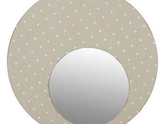 Interior's - miroir rond pois & compagnie - Miroir Hublot