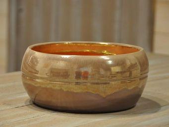 Les Poteries Clair de Terre - mélilo - Cache Pot