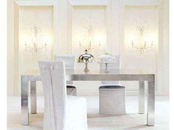 CYRUS COMPANY -  - Table De Repas Rectangulaire