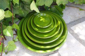 Les Poteries Clair de Terre -  - Dessous De Pot De Jardin
