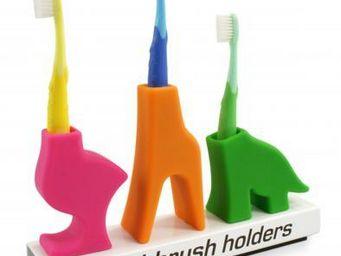 Manta Design -  - Porte Brosses À Dents