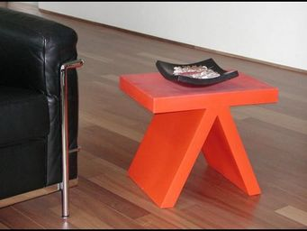 Mathi Design - table basse toy slide - Bout De Canapé