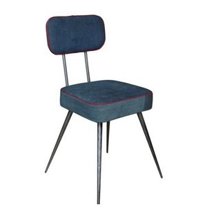 Mathi Design - chaise sixties jeans - Chaise