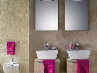 UsiRama.com - double meubles salle de bain design pas cher you2 - Meuble Double Vasque