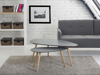 BELIANI - fly - Table Basse Forme Originale