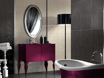 UsiRama.com - ensemble meuble salle de bain baroque chevalier - Meuble Vasque