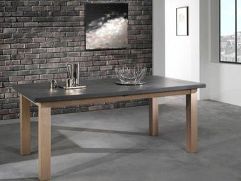 Ateliers De Langres -  - Table De Repas Rectangulaire