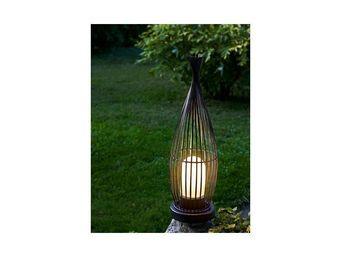 Eglo - lampadaire ext�rieur lorena 1 - Lampadaire De Jardin