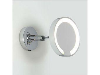 ASTRO LIGHTING - miroir grossissant salle de bain catena - Miroir Lumineux