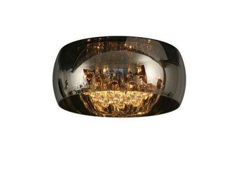 LUCIDE - plafonnier pearl d50 cm - Plafonnier