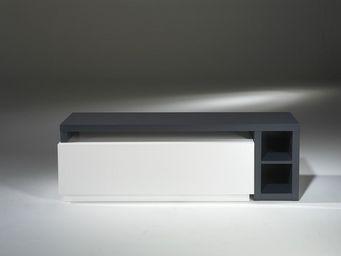 Atylia - banc tv design - Meuble Tv Hi Fi