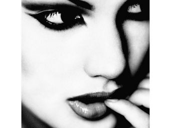 Atylia - noir et blanc - Toile