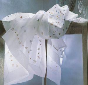 Noel - constellation - Nappe Rectangulaire