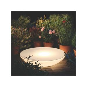 Moree - lounge variation outdoor - Table Basse Lumineuse