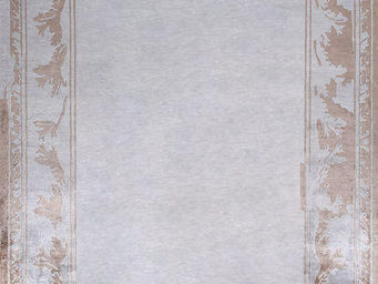 EDITION BOUGAINVILLE - fontenay new age frame silver - Tapis Contemporain