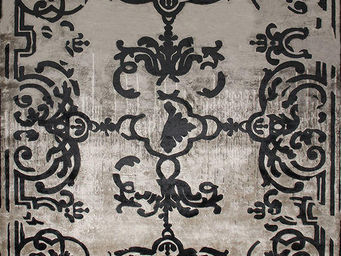 EDITION BOUGAINVILLE - magellan shadow vintage carbone - Tapis Contemporain