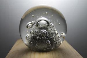 FUSION LIBRE -  - Boule Décorative