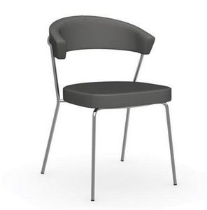 Calligaris - chaise italienne design new york de calligaris str - Chaise