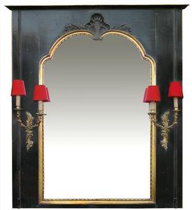 Moissonnier - régence - Miroir