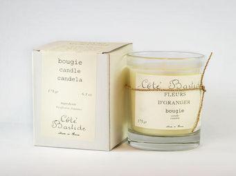 COTE BASTIDE - fleur d'oranger - Bougie Parfum�e