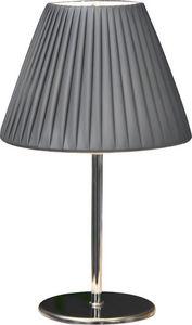 COMFORIUM - lampe à poser coloris gris design - Lampe À Poser