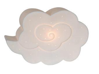 AMADEUS LES PETITS - lampe originale nuage en porcelaine - Veilleuse