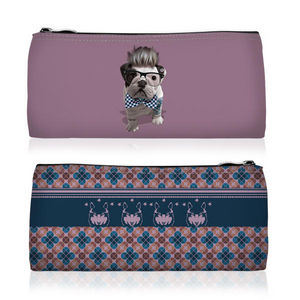 Teo Jasmin - trousse ecole t�o hipster - Trousse � Crayons
