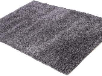KOKOON DESIGN - tapis d'intérieur cozy 170x120cm gris - Tapis Contemporain