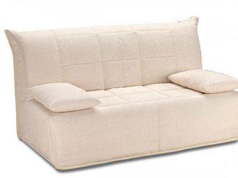 STYLEHOUSE  - open canapé bz convertible design confort plus 140 - Banquette Bz